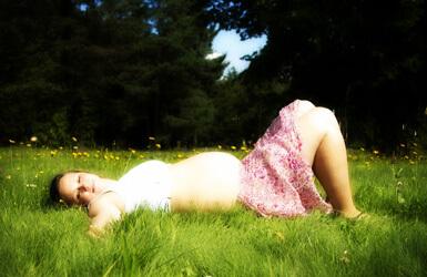 Vitamina D durante el embarazo: tomar el sol