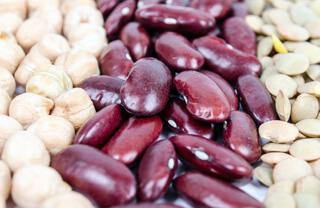 Hierro en el embarazo: legumbres