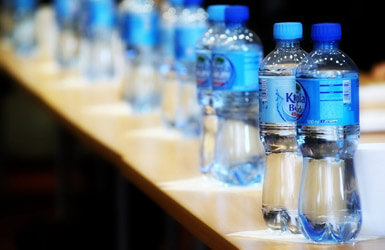 Agua mineral en el embarazo: es bueno?