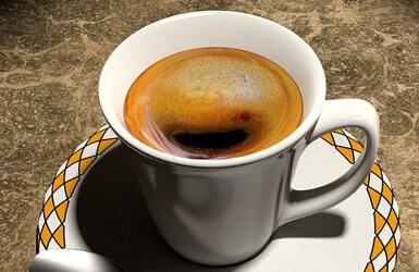 Retención de líquidos en el embarazo: cafeína